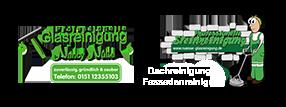 Nancy Nüße – Professionelle Glasreinigung Logo